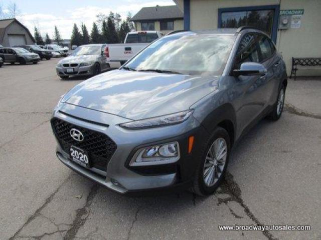 2020 Hyundai KONA ALL-WHEEL DRIVE SEL EDITION 5 PASSENGER 2.0L - DOHC.. HEATED SEATS & WHEEL.. DRIVE-MODE-SELECT.. BACK-UP CAMERA.. BLUETOOTH SYSTEM..