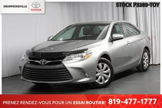 Used 2017 Toyota Camry LE| PNEUS NEUFS| IMPECCABLE for sale in Drummondville, QC