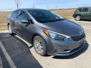 Used 2016 Kia Forte EX for sale in London, ON