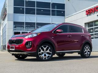 Used 2018 Kia Sportage SX AWD for sale in London, ON