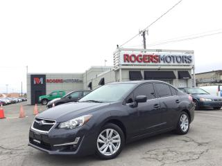 Used 2016 Subaru Impreza 2.99% Financing - AWD - HTD SEATS - REVERSE CAM for sale in Oakville, ON