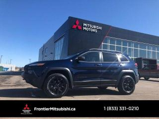 Used 2016 Jeep Cherokee Trailhawk for sale in Grande Prairie, AB
