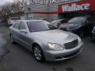 Used 2006 Mercedes-Benz S430 S430 *SOLD* for sale in Ottawa, ON