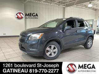 Used 2015 Chevrolet Trax LT AWD for sale in Gatineau, QC