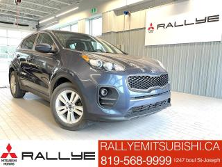 Used 2018 Kia Sportage LX FWD for sale in Gatineau, QC