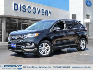 Used 2020 Ford Edge SEL for sale in Burlington, ON