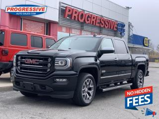 Used 2016 GMC Sierra 1500 SLT for sale in Sarnia, ON