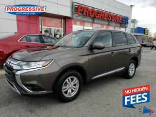 Used 2019 Mitsubishi Outlander ES AWD / HEATED SEATS / BACK UP CAMERA for sale in Sarnia, ON
