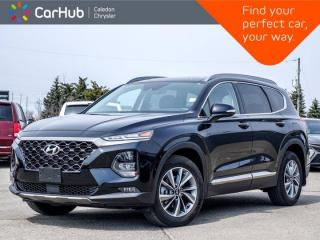 Used 2020 Hyundai Santa Fe Luxury AWD Panoramic Sunroof Bluetooth Blind Spot Heated &Ventilited Front Setas 18