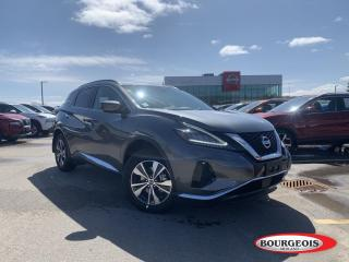 New 2021 Nissan Murano S for sale in Midland, ON