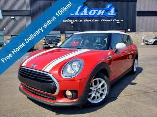 Used 2017 MINI Cooper Clubman ALL4 AWD, Panoramic Sunroof, Heated Seats, Power Seat, Alloy Wheels and more! for sale in Guelph, ON