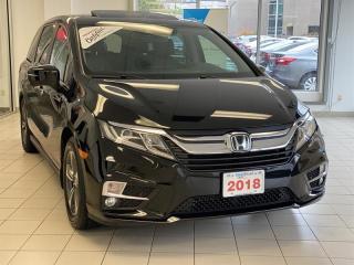 Used 2018 Honda Odyssey EXL NAVI for sale in Burnaby, BC