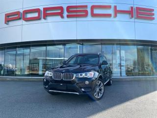 Used 2016 BMW X3 xDrive28i for sale in Langley City, BC