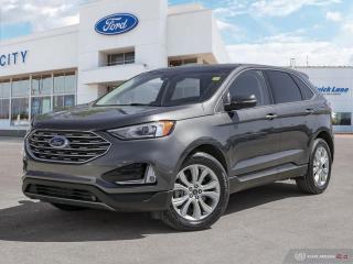 Used 2020 Ford Edge Titanium for sale in Winnipeg, MB