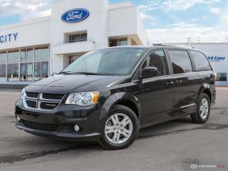 Used 2020 Dodge Grand Caravan Crew Plus for sale in Winnipeg, MB