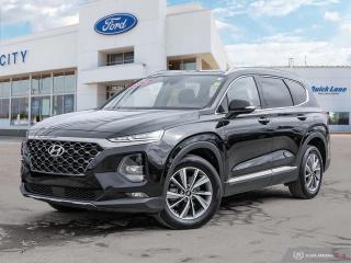 Used 2020 Hyundai Santa Fe Luxury for sale in Winnipeg, MB