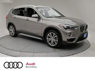 Used 2018 BMW X1 xDrive28i for sale in Burnaby, BC