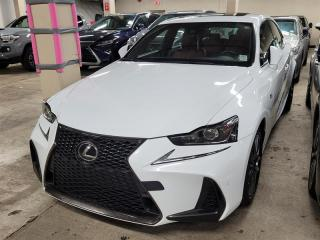 Used 2018 Lexus IS 350 for sale in Port Moody, BC