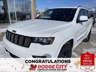 New 2021 Jeep Grand Cherokee Laredo | 4X4 for sale in Saskatoon, SK