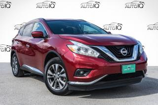 Used 2017 Nissan Murano SV HEATED SEATS!! MOONROOF!! POWER LIFEGATE!!! for sale in Barrie, ON