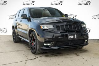 Used 2018 Jeep Grand Cherokee SRT | LOW MILEAGE | TRAILER TOW PKG for sale in Innisfil, ON