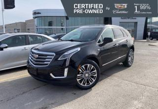 Used 2018 Cadillac XT5 Premium Luxury AWD | Heated Seats | Navigation | for sale in Winnipeg, MB
