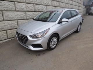 Used 2019 Hyundai Accent Preferred ONLY $52/wk Taxes Included $0 Down for sale in Fredericton, NB