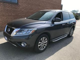 Used 2014 Nissan Pathfinder 7 PASSENGER/CARFAX NO ACCIDENTS for sale in Oakville, ON