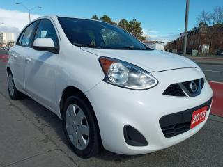 Used 2016 Nissan Micra SV-EXTRA CLEAN-4 CYL-BLUETOOTH-AUX-GAS SAVER for sale in Scarborough, ON