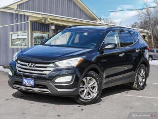 Used 2016 Hyundai Santa Fe Sport Premium,AWD,ECO/SPORT,NEW TIRES,HEATED F&R SEATS for sale in Orillia, ON