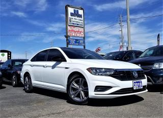 Used 2019 Volkswagen Jetta No Accident |1 Owner|R-line| Pano Roof | Certified for sale in Brampton, ON