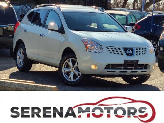 2010 Nissan Rogue SL | AWD | SUNROOF | HTD SEATS | NO ACCIDENTS |