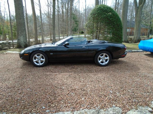 2000 Jaguar XK8 Available in Sutton