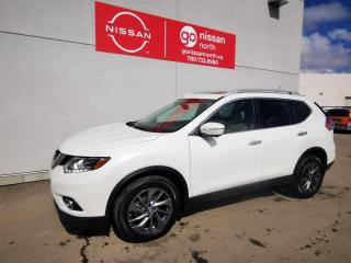 Used 2016 Nissan Rogue SL/AWD/LEATHER/PANO ROOF/7 SEATER for sale in Edmonton, AB