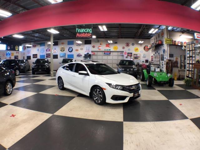 2017 Honda Civic Sedan EX AUT0 A/C SUNROOF H/SEAT BACKUP CAMERA