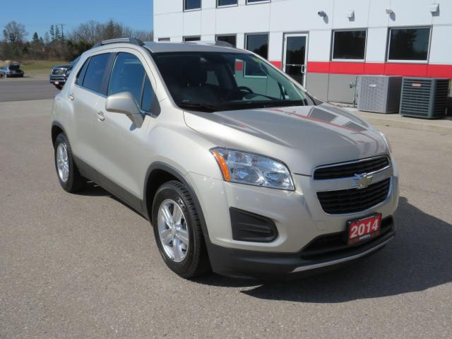 2014 Chevrolet Trax LT with Backup Camera