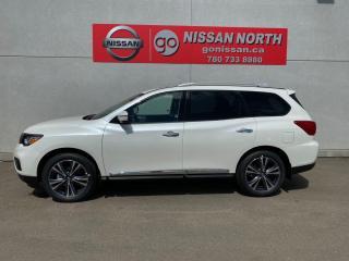 New 2020 Nissan Pathfinder Platinum for sale in Edmonton, AB