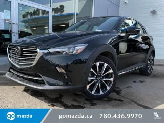 Used 2020 Mazda CX-3 GT - HEADS UP, LEATHER, NAV, BOSE SOUND SYSTEM AND MUCH MORE for sale in Edmonton, AB