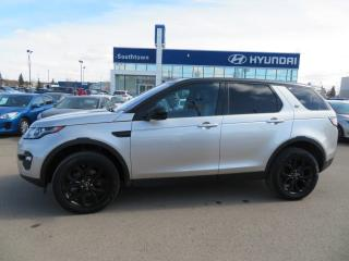 Used 2017 Land Rover Discovery Sport HSE/NAV/PANO ROOF/LEATHER for sale in Edmonton, AB