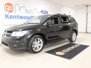 Used 2018 Dodge Journey GT   AWD   Leather   Sunroof   DVD   Third Row for sale in Edmonton, AB