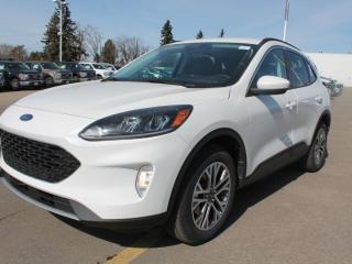 New 2021 Ford Escape SEL | HYBRID | AWD | Heated Seats | Reverse Camera for sale in Edmonton, AB