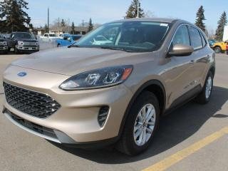 New 2021 Ford Escape SE | HYBRID | AWD | 201a Pkg | Heated Seats/Steering | NAV | Adaptive Cruise for sale in Edmonton, AB