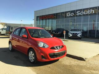 Used 2016 Nissan Micra SV, AUTO, HATCHBACK for sale in Edmonton, AB