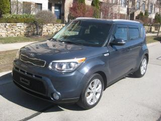 Used 2015 Kia Soul EX+, CERTIFIED, BCK CAMERA, NO ACCIDENTS, LOW KMS for sale in Toronto, ON