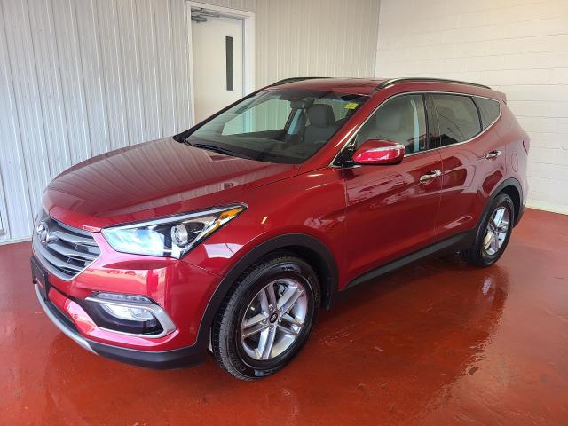2017 Hyundai Santa Fe Sport Premium FWD