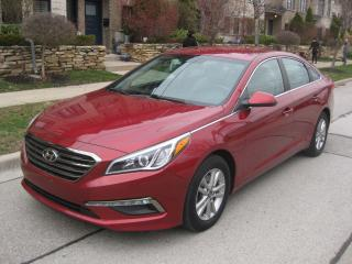 Used 2015 Hyundai Sonata CERTIFIED, BLUETOOTH, BACKCAMERA, LOW KMS for sale in Toronto, ON