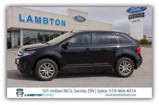 Used 2013 Ford Edge SEL for sale in Sarnia, ON