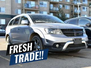 Used 2018 Dodge Journey Crossroad AWD for sale in Red Deer, AB