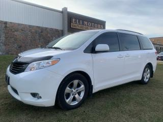 Used 2014 Toyota Sienna LEATHER INTERIOR NAVIGATION BLUETOOTH ALLOYS for sale in North York, ON