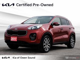 Used 2017 Kia Sportage EX Premium for sale in Owen Sound, ON